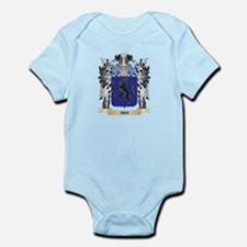 Aba Coat of Arms - Family Crest Body Suit