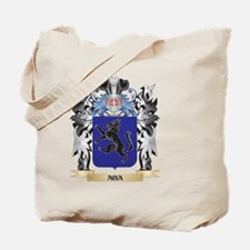 Aba Coat of Arms - Family Crest Tote Bag