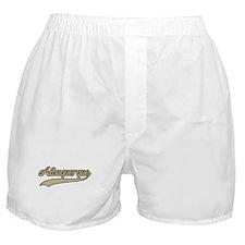 Retro Albuquerque Boxer Shorts