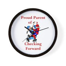 Proud of Checking Forward Wall Clock
