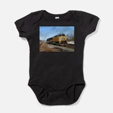 Union Pacific Baby Bodysuit