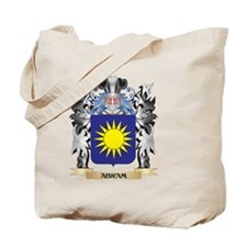 Abram Coat of Arms - Family Crest Tote Bag
