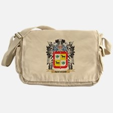 Acevedo Coat of Arms - Family Crest Messenger Bag