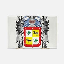 Acevedo Coat of Arms - Family Crest Magnets