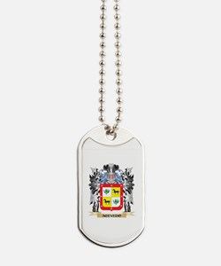 Acevedo Coat of Arms - Family Crest Dog Tags