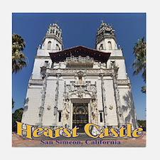 Hearst Castle Tile Coaster