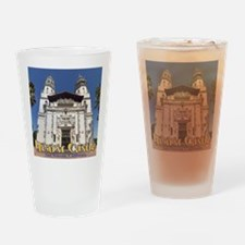 Hearst Castle Drinking Glass
