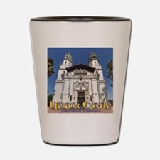 Hearst Castle Shot Glass