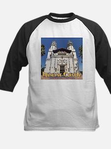 Hearst Castle Baseball Jersey