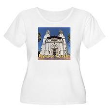 Hearst Castle Plus Size T-Shirt