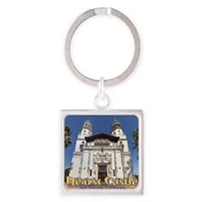 Hearst Castle Keychains