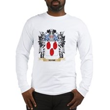 Adair Coat of Arms - Family Cr Long Sleeve T-Shirt
