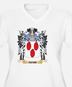Adair Coat of Arms - Family Cres Plus Size T-Shirt