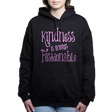 FASHIONABLE Women's Hooded Sweatshirt