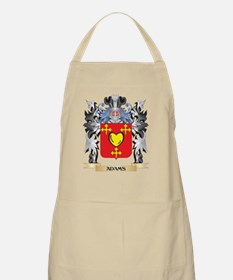 Adams Coat of Arms - Family Crest Apron