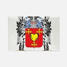 Adams Coat of Arms - Family Crest Magnets