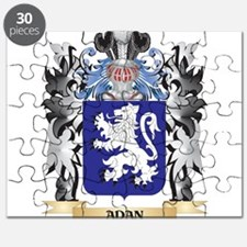 Adan Coat of Arms - Family Crest Puzzle