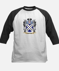 Adcock Coat of Arms - Family Crest Baseball Jersey