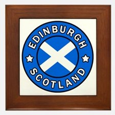 Edinburgh Framed Tile