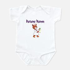Nurse Infant Bodysuit GIRL