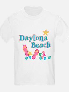 Daytona Flip Flops -  T-Shirt