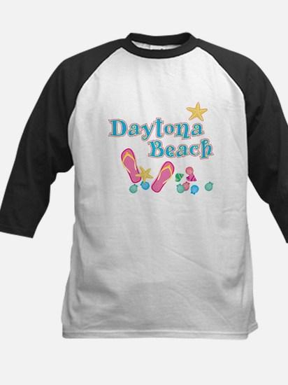 Daytona Flip Flops -  Kids Baseball Jersey