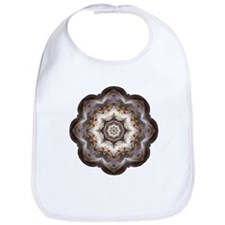 Jewel Accent Mandala Bib