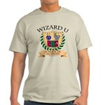 Wizard U Alchemy RPG Gamer HP Grey T-Shirt