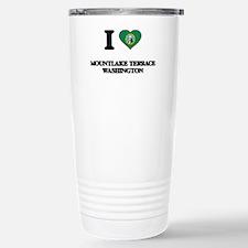 I love Mountlake Terrac Travel Mug
