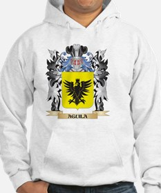 Aguila Coat of Arms - Family Cre Hoodie