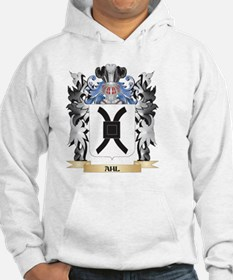Ahl Coat of Arms - Family Crest Hoodie