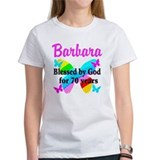 70 birthday Women's T-Shirt