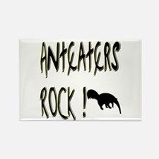 Anteaters Rock ! Rectangle Magnet