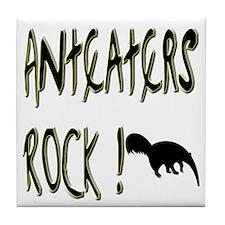 Anteaters Rock ! Tile Coaster
