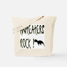 Anteaters Rock ! Tote Bag