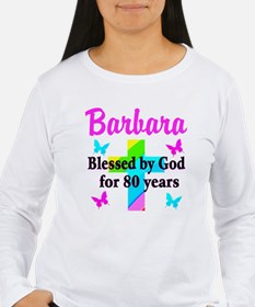 BLESSED 80 YR OLD T-Shirt