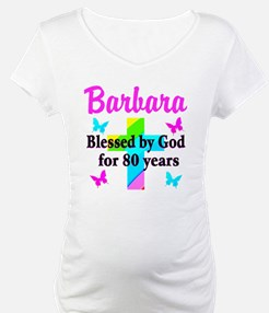 BLESSED 80 YR OLD Shirt