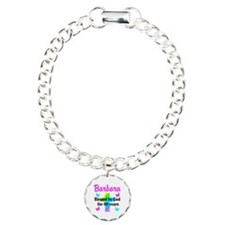 BLESSED 80 YR OLD Charm Bracelet, One Charm