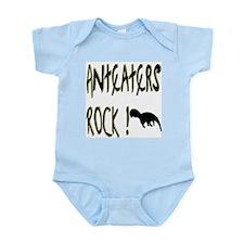 Anteaters Rock ! Infant Bodysuit