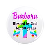 Happy 80th birthday Single