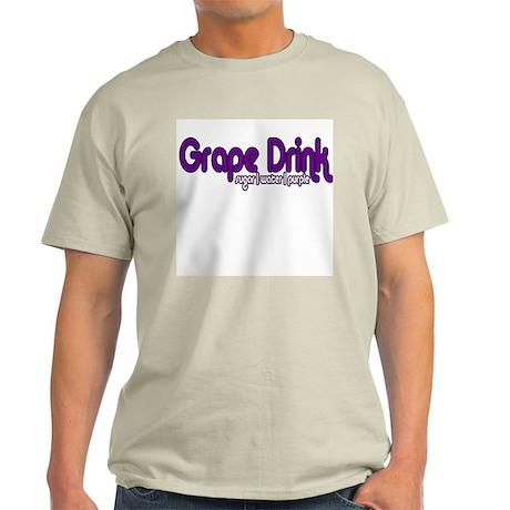 Grape Drink Light T-Shirt