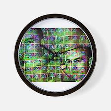 Albert Hoffman Wall Clock