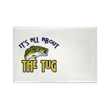 ALL ABOUT THE TUG Magnets