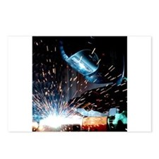 Welding Postcards (Package of 8)