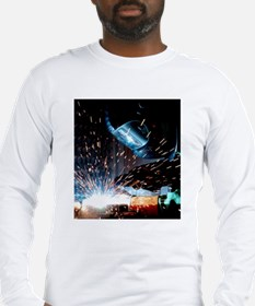 Welding Long Sleeve T-Shirt