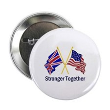 """STRONGER TOGETHER 2.25"""" Button (100 pack)"""