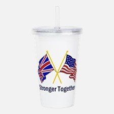STRONGER TOGETHER Acrylic Double-wall Tumbler