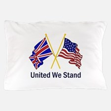 UNITED WE STAND Pillow Case