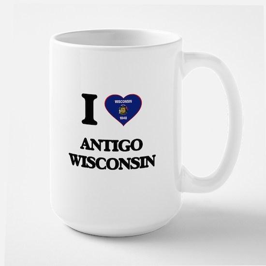I love Antigo Wisconsin Mugs