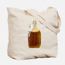 Beer Growler Tote Bag